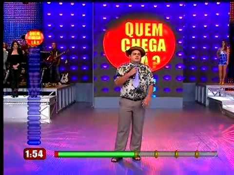 Matheus Ceara - Quem Chega La Faustão 03/10/2010
