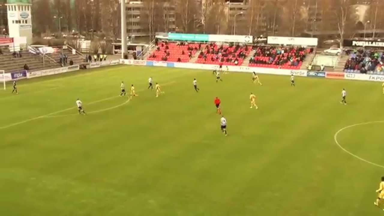 Vaasa VPS 0-2 HJK Helsinki