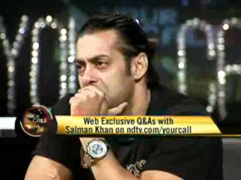 &quot;Your Call with Salman Khan&quot; (3/4) - UNSEEN FULL Interview