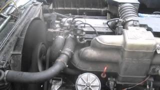 Тестируем двигатель M30 после капитального ремонта