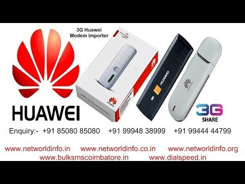 3G Huawei Modem 21Mbps 3G Huawei Data Card 14Mbps Importer - Net World