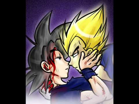 Goku X Vegeta Machik Gey