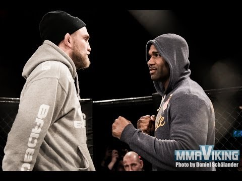 Jimi Manuwa UFC Fight Night 37 Pre Fight Interview - MMAViking.com