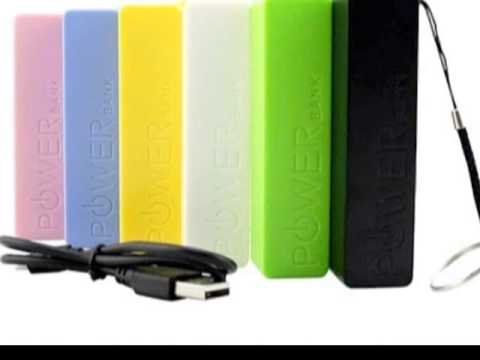 China Power Bank Supplier Providing High Quality 10000mah Power Banks
