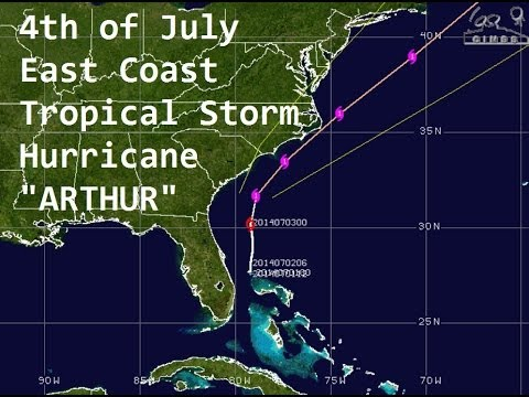 7/03/2014 -- Hurricane