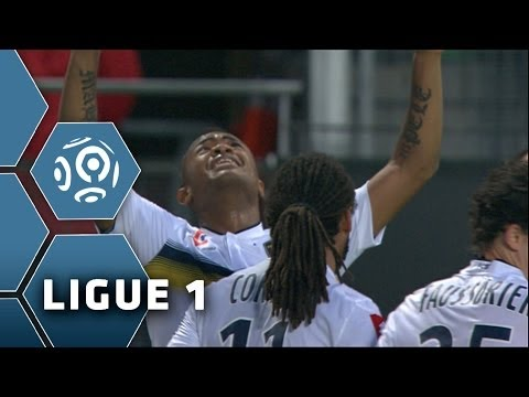 Goal Jordan AYEW (33') - Stade Rennais FC-FC Sochaux-Montbéliard (1-2) - 10/05/14 - (SRFC-FCSM)