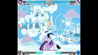 My Little Pony Fighting Is Magic (Juego Aleatorio