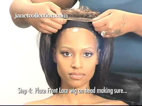 Apply A Full Lace Wig 75