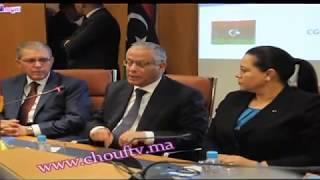 رئيس الحكومة الليبية: تعزيز التعاون الثنائي بين ليبيا والمغرب يشكل آلية لاستمرار اتحاد المغرب العربي | بــووز