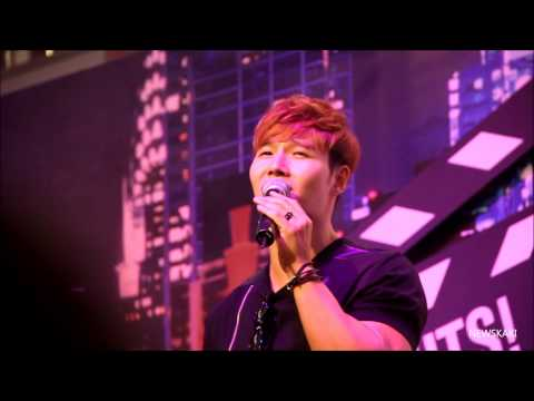 One Man 한남자 - Kim Jong Kook 김종국 - Encorp Strand Mall's Grand Opening in Malaysia