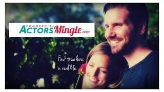 New Dating Site for Actors in Dating Website Commercials