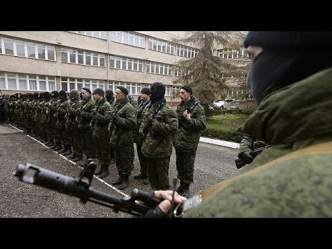 Kırım yönetimi özel kuvvet kurdu