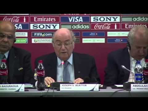 Blatter hints at protecting Club World Cup on international calendar AMBIENT