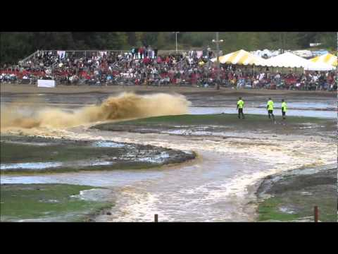 Sprint Jet Boat Racing, USSBA National finals 2011