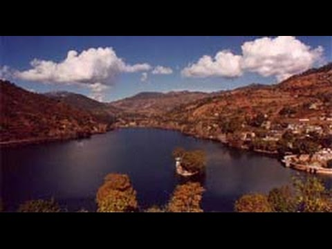 Bhimtal - Small Island surrounded by crystal blue water - Bhimtal Nainital