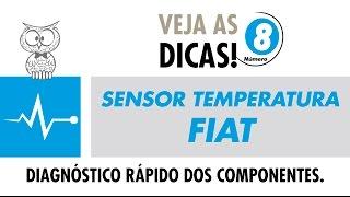 Dica MTE 08 – Sensor de Temperatura Fiat
