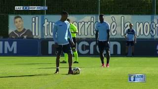 #TrainingSession | Partita di allenamento: #LazioRealRDP 14-0