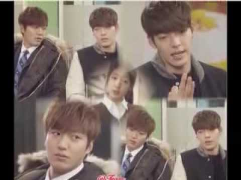 [Heirs OST 8] Growing Pain2 - Cold Cherry [w eng lyric]