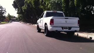 2011 Dodge Ram R/T-- K&N Intake And Magnaflow Exhaust