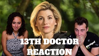 13th Doctor REACTIONS