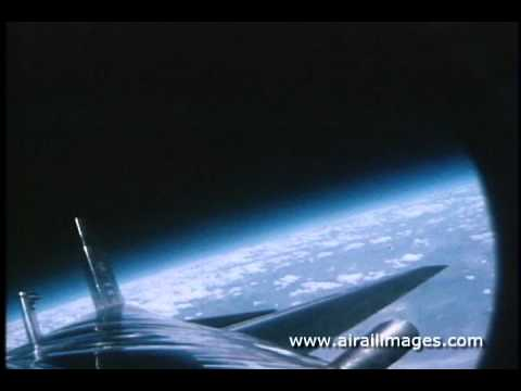 X 15 Landing 15 Rocket Plane Onboard Time-Lapse Motion Pictures - YouTube