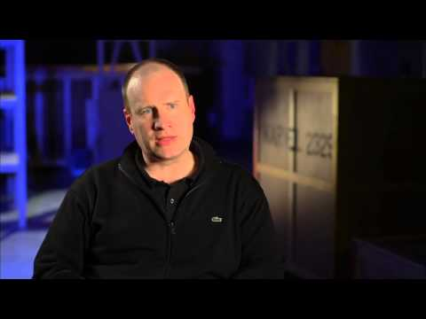 Captain America: The Winter Soldier: Producer Kevin Feige Official On Set Interview