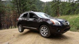 2013 Nissan Rogue Colorado Off-Road Review