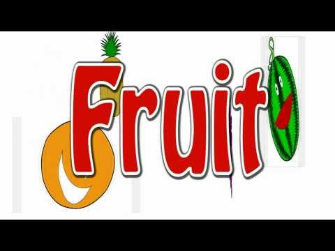 Fruit - Talking Flashcards