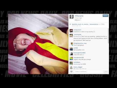 Lily Allen vs. Miley Cyrus: Battle of the Hot Dog Costumes