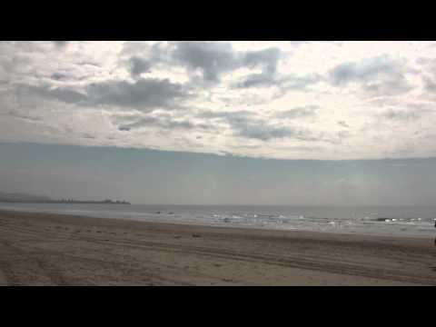 """На фестивале «Благость». Пляж рядом с базой отдыха """"Фея 3"""" (26.09.2014)"""