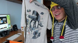 Unboxing: Loot Crate for December 2013
