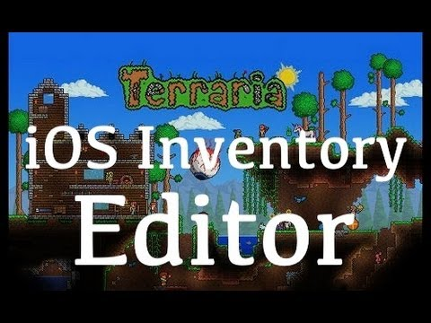 How to inventory edit Terraria for iOS (NO JAILBREAK)
