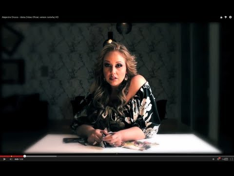 Alejandra Orozco - Idiota (Video Oficial, version norteña) HD