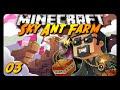 Sky Ant Farm Survival | MONSTER SPAWNER! | Ep. 3
