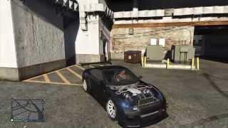 GTA 5 Online How To Pop The Hood