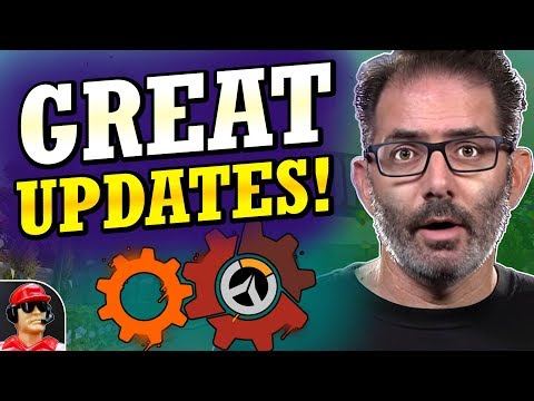 Overwatch Events, Upcoming Social Feature, & MORE! (Discussing the New Developer Update)