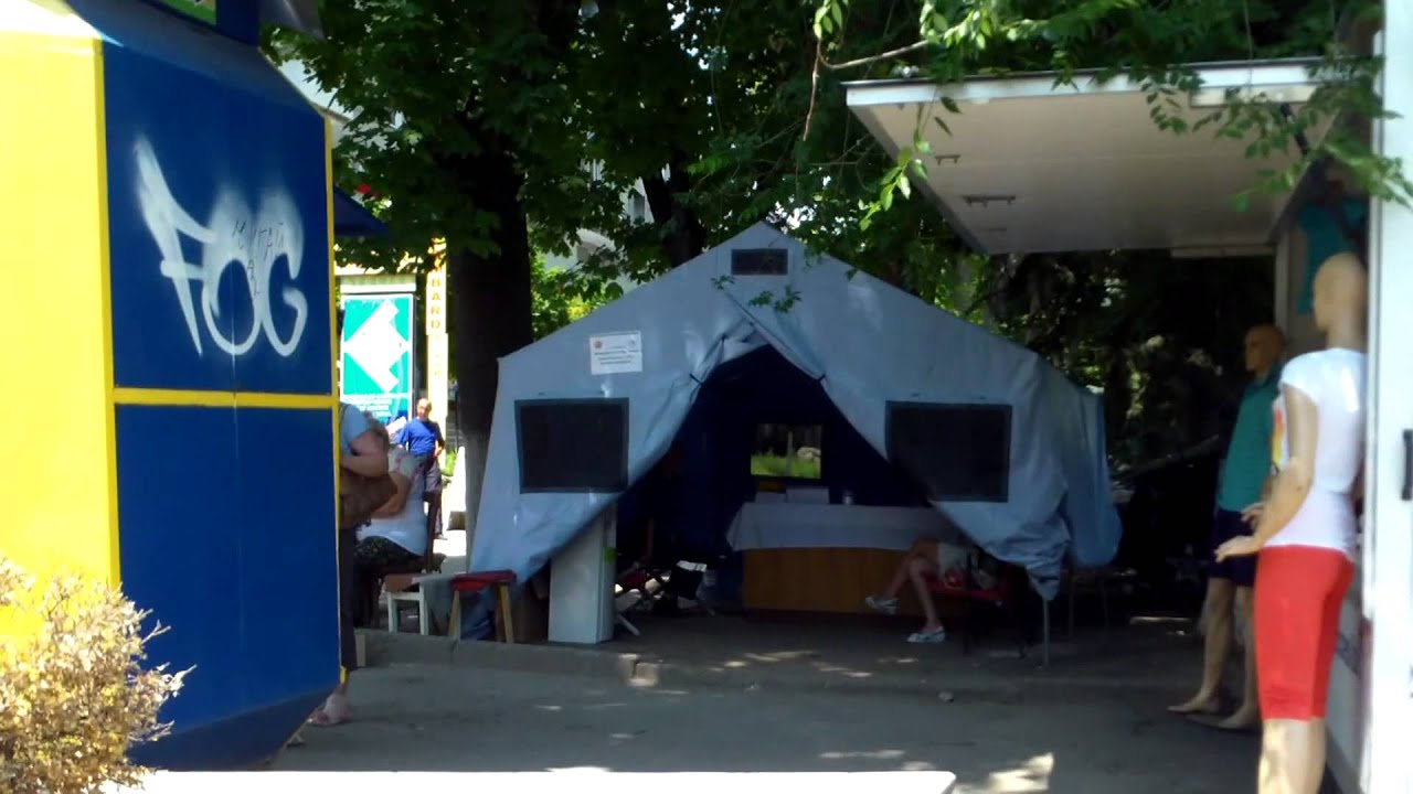 Un cort de prim ajutor pe Dacia, colț cu Teilor