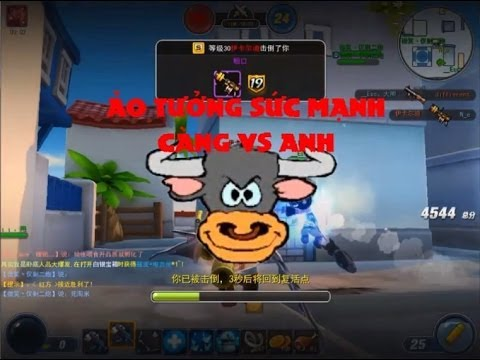 Avatar Star China Trận Đấu Troll 1 VS 4 Lv30 Top