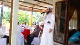 Lantunan Nasyid Perjuangan | Syaikh Jihad & Mus'ab (Gaza, Palestina) #SIRAMANMANIS Pekanbaru view on youtube.com tube online.