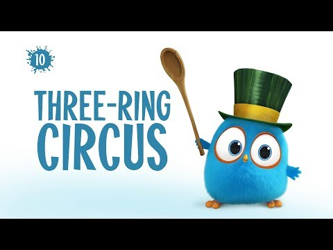 Angry Birds Blues 10 - Cirkus
