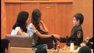 Criminal Mock Trial - Regina vs. Madam Evilyn