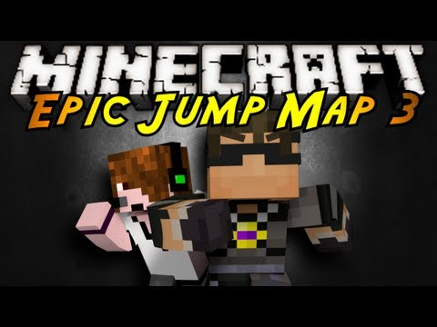 Minecraft: Epic Jump Map 3 FINALE!