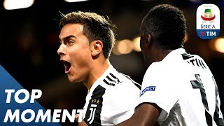 Dybala Show his Skill with Clever Goal!   Juventus 3-1 Cagliari   Top Moment   Serie A