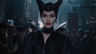 Disney's 'Maleficent' (2014): Disney Villains Trailer Mash