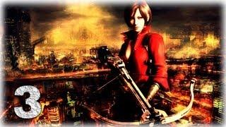 [Coop] Resident Evil 6. Серия 35 - Сюрприз для Ады.
