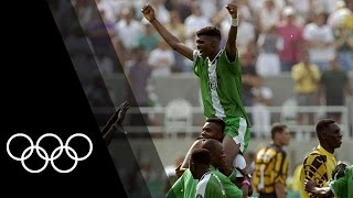 Nigeria's journey to Olympic Football gold