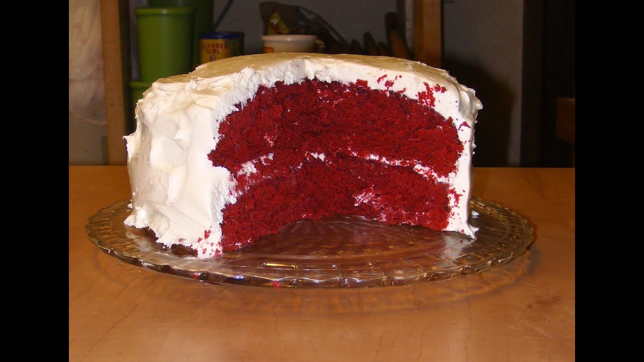 Cake Red Velvet Resepi : Red Velvet Cake Recipe - YouTube