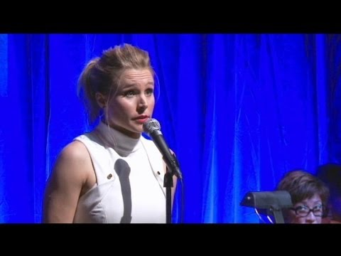 Kristen Bell Sings 'Frozen' Song In All Voices of Anna