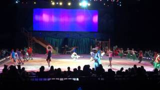 Disney On Ice Stitch Fall :)) Houston, TX 2011