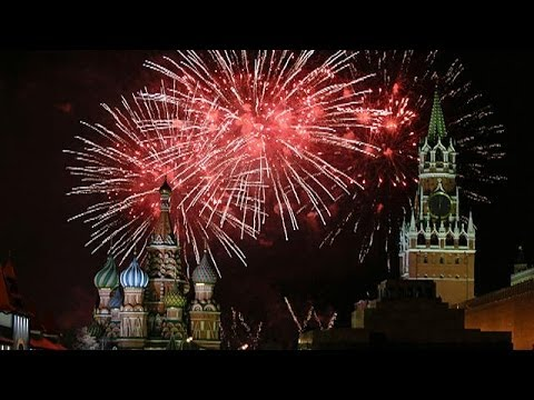 Welcome to 2014: Best of New Year fireworks around the world - no comment